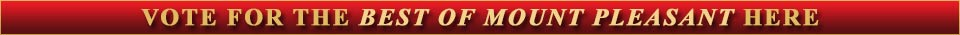 Vote for the Best of Mount Pleasant 2015