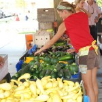 Legumes and Squashes for Sale