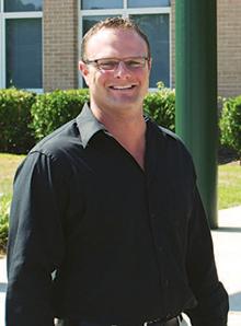 Benjamin Bragg, Principal, Thomas C. Cario Middle School