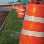 Invasion of the Orange Cones: Johnnie Dodds Boulevard Construction