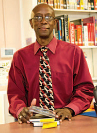 Marvin Stewart, Branch Manager, Village Library, Mount Pleasant, SC