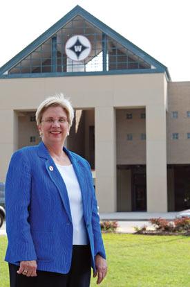 Lucy Beckham - Wando High School Principal