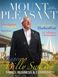 Mount Pleasant Magazine Online Green Edition - Fall 2011