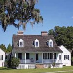 The 1828 Lowcountry cottage standing on the site of Pinckney's plantation house includes a visitor center, museum and gift shop