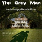 "Movie poster for ""The Grey Man."""