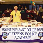 No Guns Allowed: Mount Pleasant Citizens Police Academy