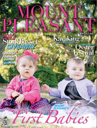 Mount Pleasant Magazine Online Green Edition - Winter 2011