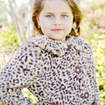 Sierra really liked this soft and fashionable Chabré jacket provided by The Ragamuffin Shop.