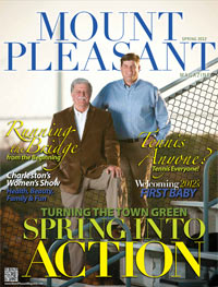 Mount Pleasant Magazine Online Green Edition - Spring 2012