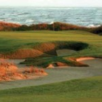 The Ocean golf course, 18th hole, Kiawah Island, South Carolina