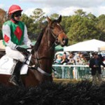 Mark Watts rode southern admiral to victory in the 2011 Charleston Cup.