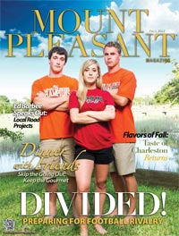 Mount Pleasant Magazine Online Green Edition - Fall 2012