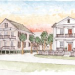 rendering of a home in Tributary in RiverTowne (Mount Pleasant, SC)