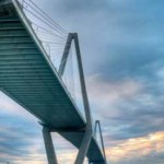 Bridge into Mount Pleasant, Arthur Ravenel Bridge