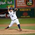 Waiting his Turn –  Is This the Year Local Hurler Makes it to the Majors?