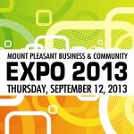 MP Business Expo logo with Date