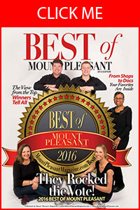 2016 Best of Mount Pleasant