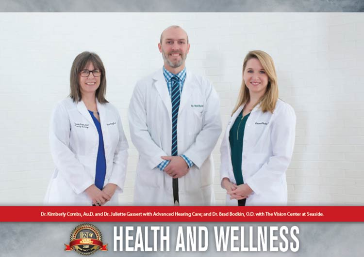 Best of Mount Pleasant 2019 - HEALTH & WELLNESS