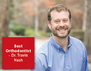 Best Orthodontist: Dr Travis Nash