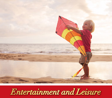 Entertainment and Leisure 2016