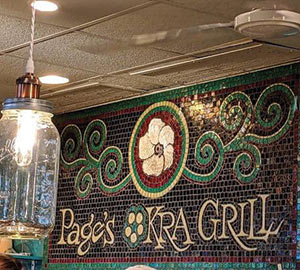 Page's Okra Grill, Mount Pleasant, SC