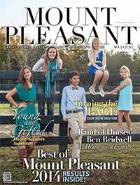Mount Pleasant Magazine Best Of Mount Pleasant Edition 2014