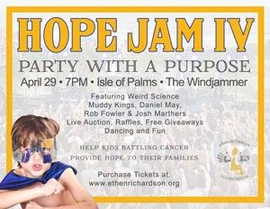 Fundraiser children illness IOP
