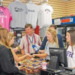 Real World Lessons: Students Learn at the Warrior Store