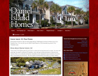 ECON Website: Daniel Island Homes