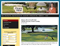 ECON Website: Dunes West Homes