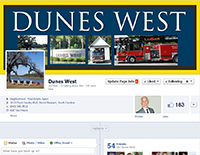 ECON Facebook Website: Dunes West Homes