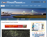 ECON Website: I Love Mount Pleasant