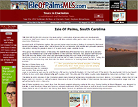 ECON Website: Isle of Palms MLS