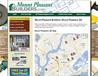 ECON Website: Mount Pleasant Builders