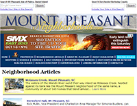 ECON Website: Mount Pleasant Neighborhoods