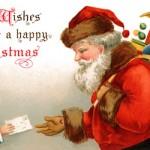 Notes to Santa 2014