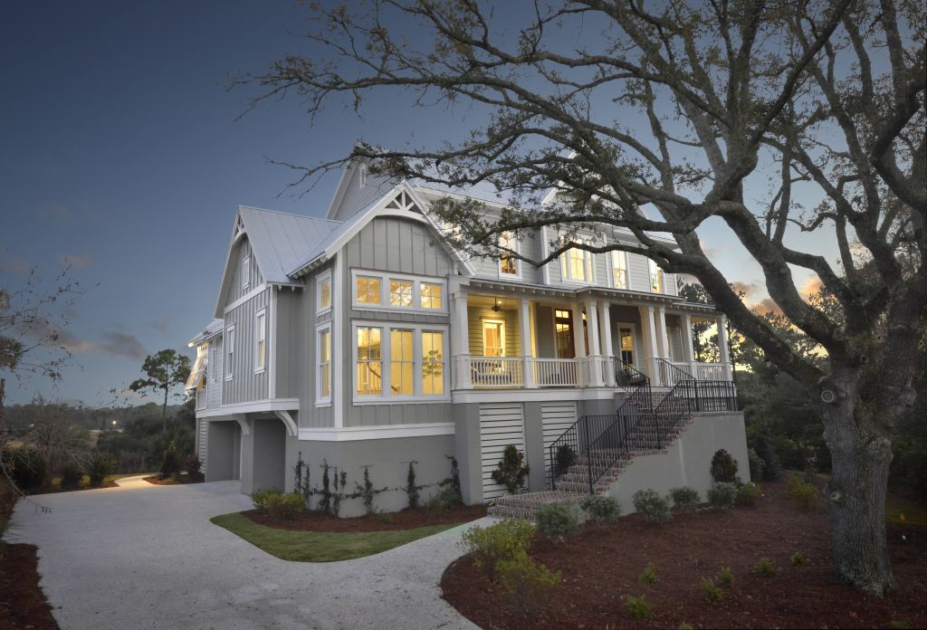 At home in the lowcountry arthur rutenberg homes mount for Lowcountry homes