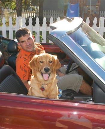 Becky Ziegler's Dory the Dog