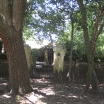 Surrounded by East Cooper's Past:  Local Cemeteries