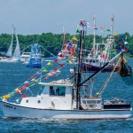 Don't Forget the Local Shrimp! – 29th Annual Blessing of the Fleet