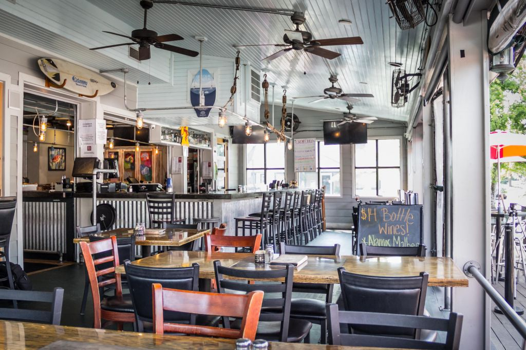 A Haven From The Ordinary Shelter Kitchen Bar Mount Pleasant Magazine