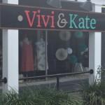 Head to Toe Fashion:  Vivi & Kate