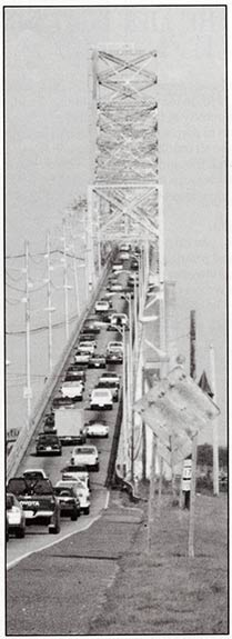 Charleston's Grace Memorial Bridge