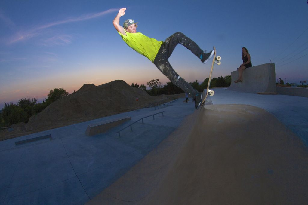 Skate park by Quinn 2