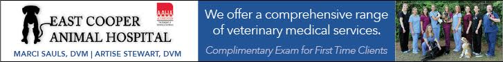 East Cooper Animal Hospital - we offer a comprehensive range of veterinary medical services