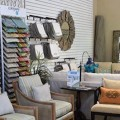 Aiden Fabrics specializes in indoor and outdoor fabrics and has more than 2,000 bolts to choose from in-store, in addition to the option of special orders