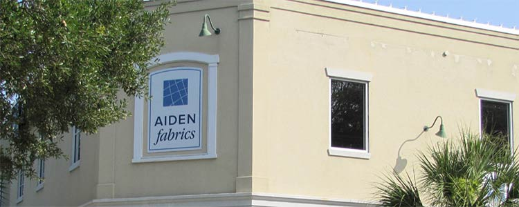 Aiden Fabrics, Iron Gate Plaza IOP Connector & Hungryneck Blvd
