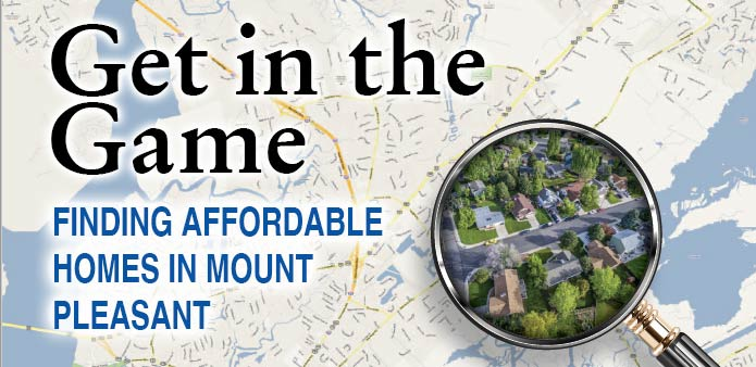 Affordable homes in Mt Pleasant