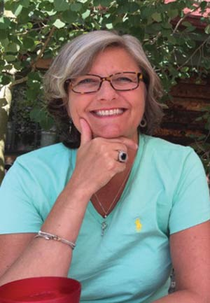 Kathleen Cornely, breast cancer survivor