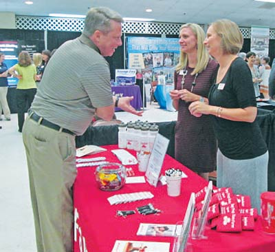 MPBA's main event is the annual mount Pleasant Business and Community expo.
